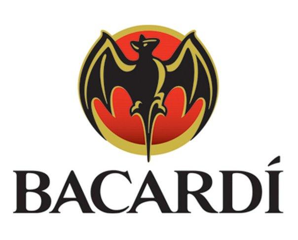 logo antiguo bacardi